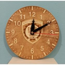 Ρολόι με έμβλημα
