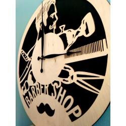 Ρολόι τοίχου Barber Shop