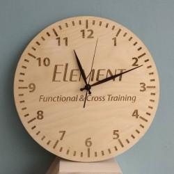 Ρολόι τοίχου με χάραξη...