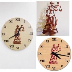 Ρολόι τοίχου Θέμιδα
