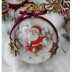 Μπάλα Άγιος Βασίλης