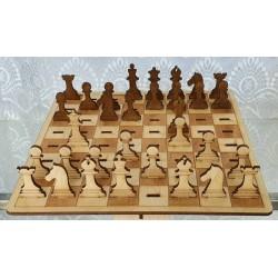 Σκάκι από ξύλο