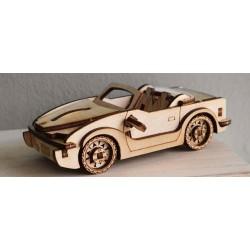 Ξύλινο αυτοκίνητο