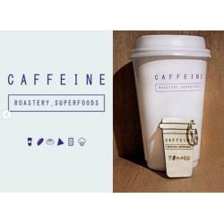 Μπρελόκ  ποτήρι του καφέ